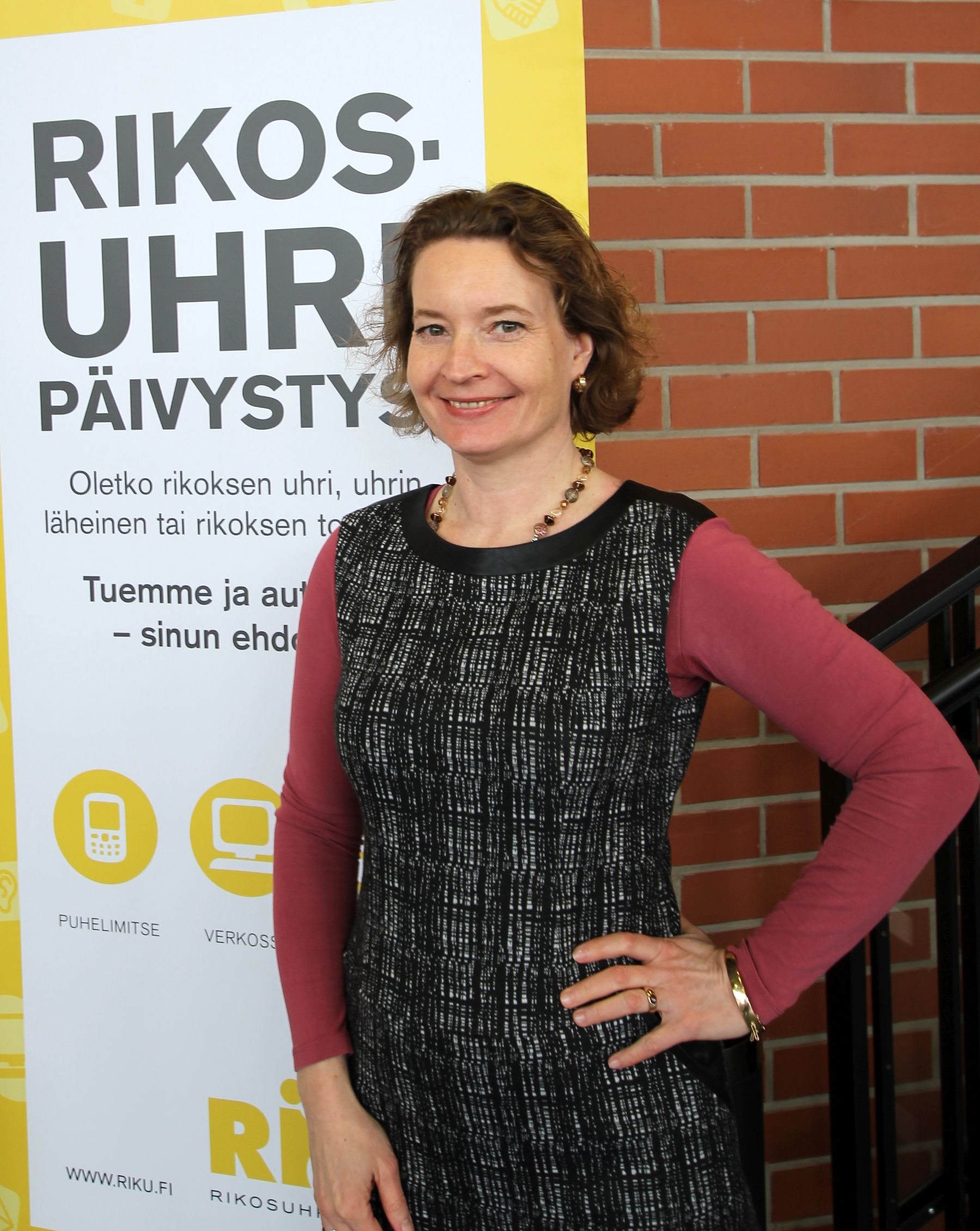 1 Leena-Kaisa Åberg KUVA Sami Liukkonen