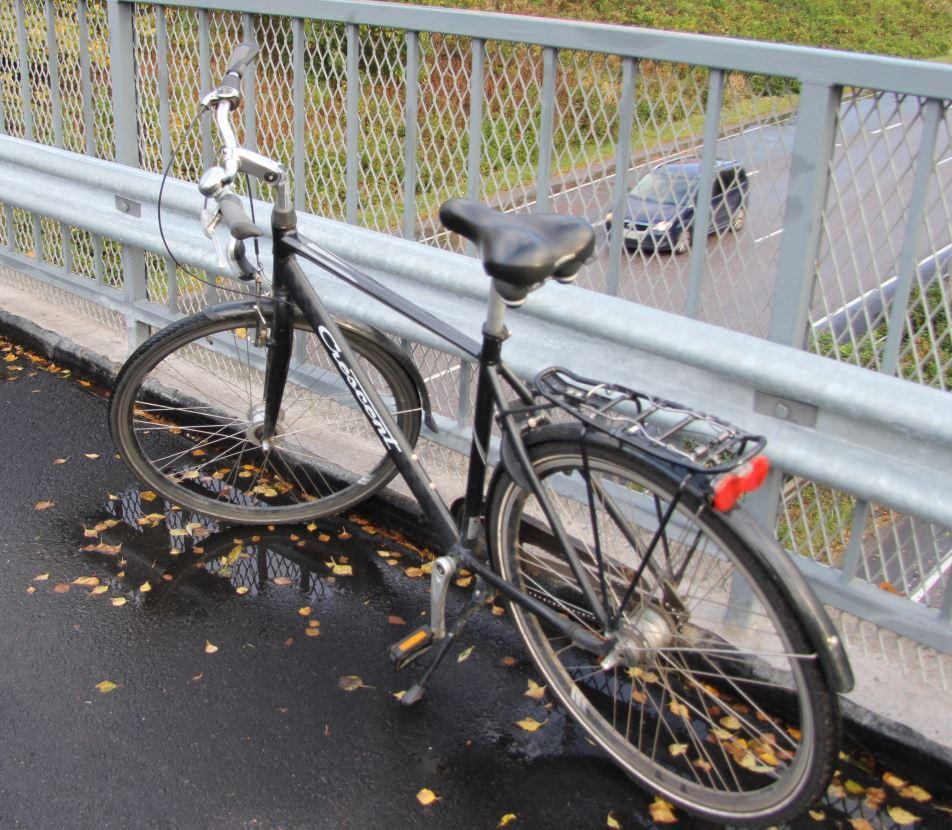Kuva polkupyörästä