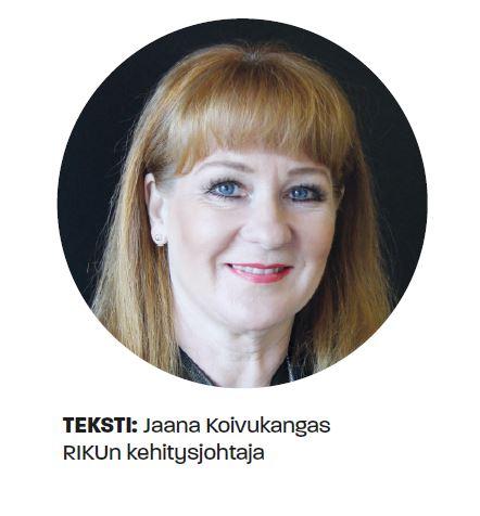 Jaana Koivukangas